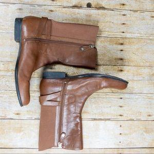 Isaac Mizrahi Shoes - Issac Mizrahi Leather Boots